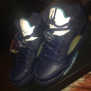 """Air Jordan 5 """" midnight """""""